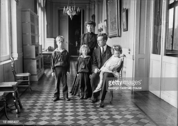 Belgique Pcesse Albert et fils/Chusseau Flaviens between 1900 and 1919
