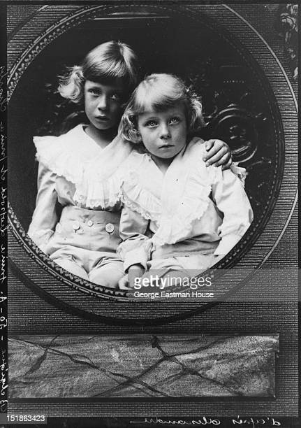 Belgique prince Leopold et prince Charles/d'apres Alexandre, between 1900 and 1919.