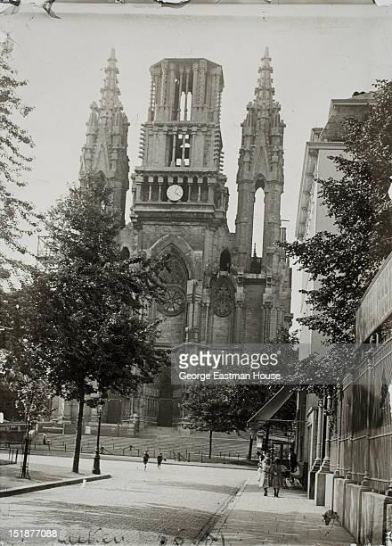 Belgique-l'Eglise de Laeken, ca. 1910.