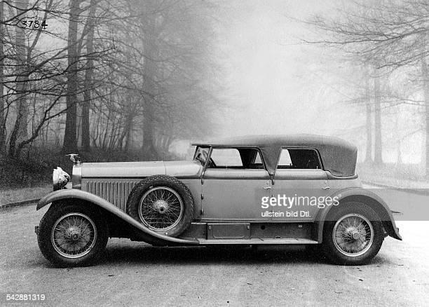 Belgische Allwetter Karosserie von d' Jeteren Freres auf HispanoSuiza Chassis'1929