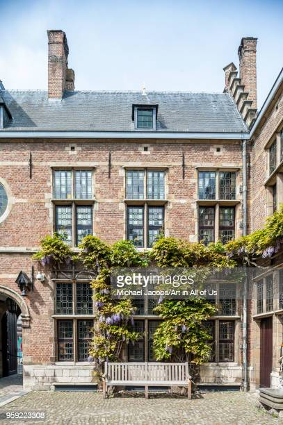 Belgium, Antwerp - 10 May 2015: Rubenshuis