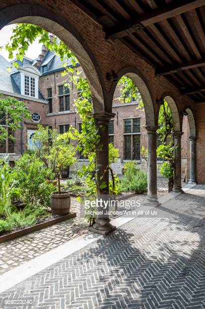 Belgium, Antwerp - 17 June 2015: Rockoxhuis