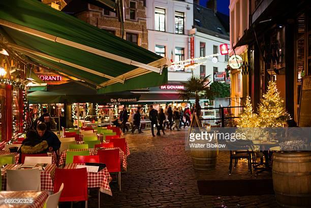 Belgium, Antwerp, Exterior