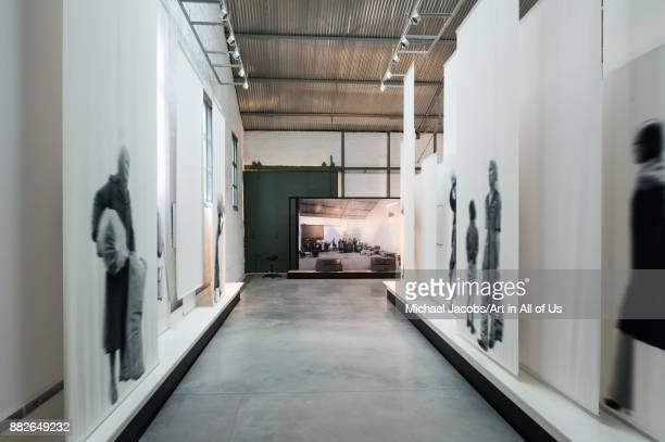 Belgium Antwerp interior view of the Red Star Line museum 7th february 2015