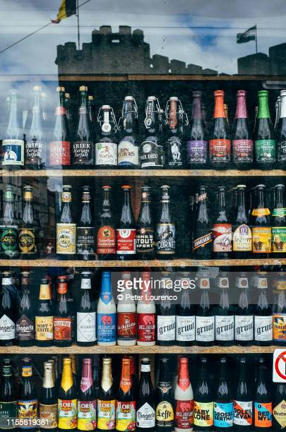 belgium beer - peter lourenco stock pictures, royalty-free photos & images