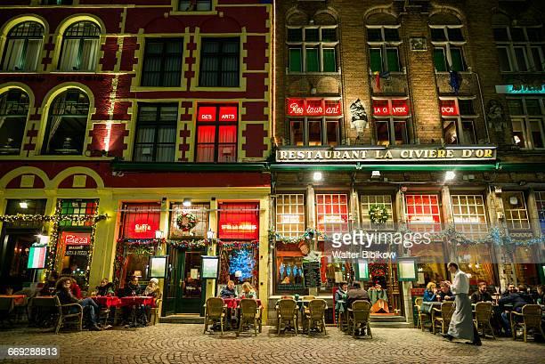 Belgium, Bruges, Exterior