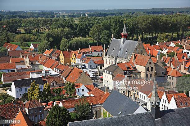 belgium, bruges - damme stock pictures, royalty-free photos & images