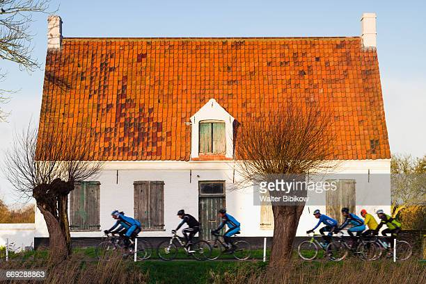 belgium, bruges-area, exterior - damme stock pictures, royalty-free photos & images
