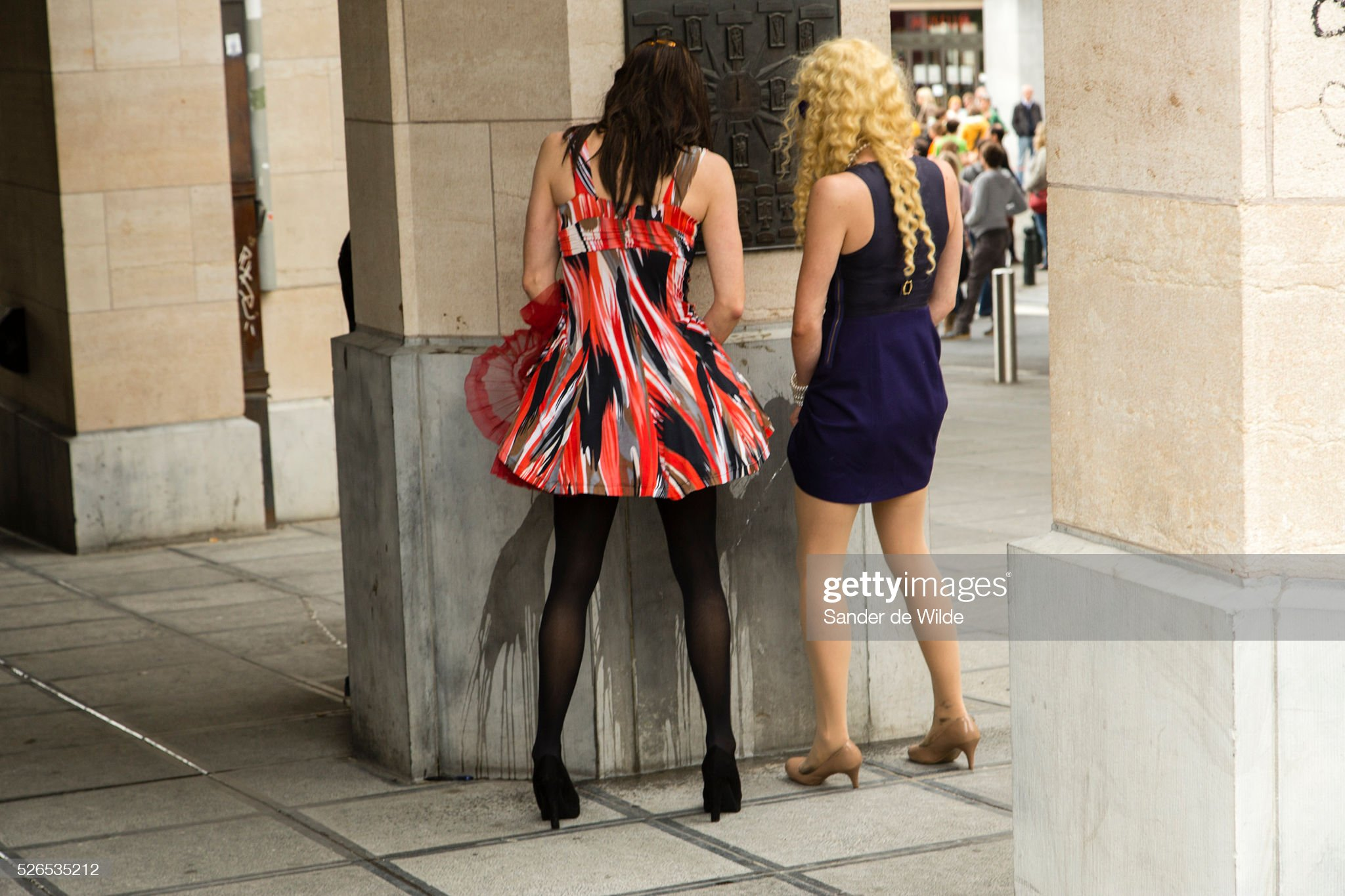 img https://media.gettyimages.com/photos/belgium-brussels-19-may-2013-two-gayman-dressed-as-women-pee-against-picture-id526535212?s=2048x2048 /img