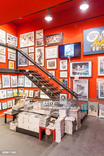 Belgium Brussels Brüsel comic book shop 21st september 2015