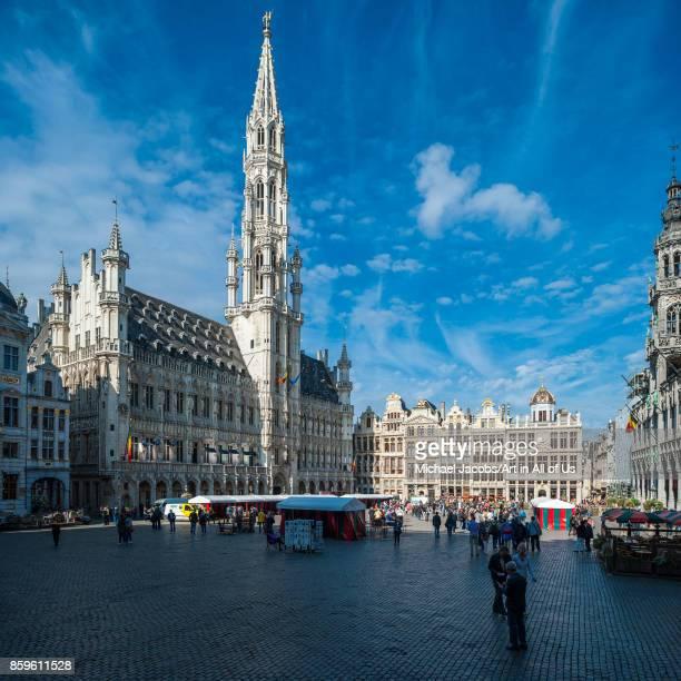 Belgium Brussels city hall 21st september 2015