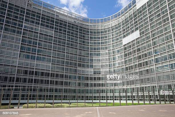 Belgium, Brussels, European Commission, Berlaymont building