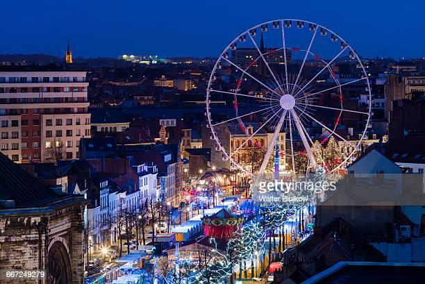 Belgium, Brussels, Exterior