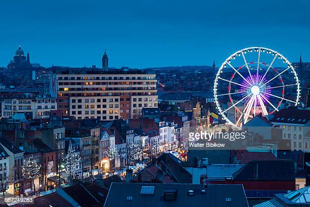 belgium, brussels, exterior - brussels hoofdstedelijk gewest stockfoto's en -beelden