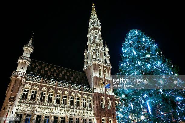 belgium, brussels, exterior - グランプラス ストックフォトと画像