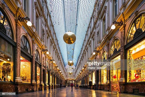 Belgium, Brussels, Interior