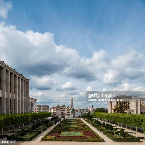 Belgium Brussles cityscape 21st september 2015
