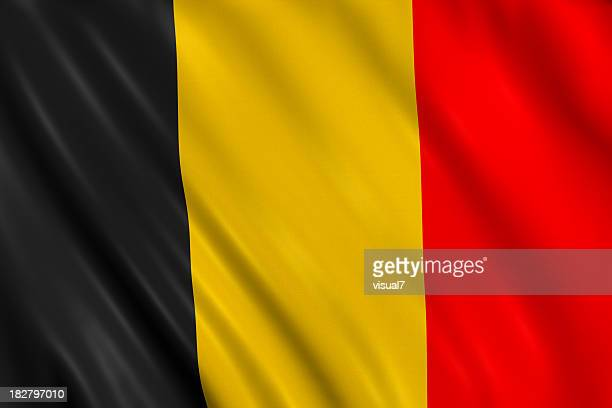 belgium flag - belgium stock pictures, royalty-free photos & images