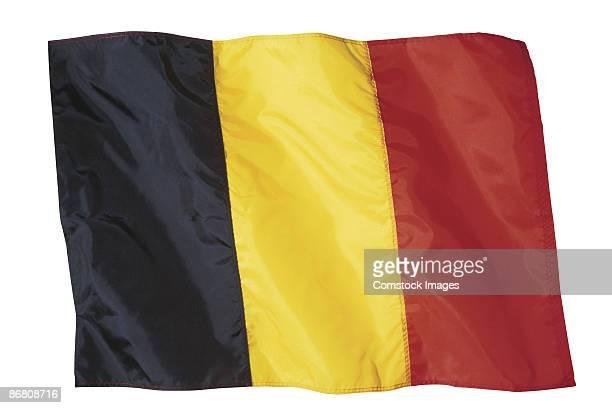 belgium flag - drapeau belge photos et images de collection
