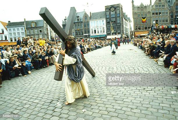 HolyBloodProcession in Brugge
