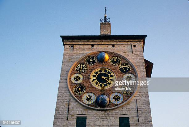 tower the astronomic clock
