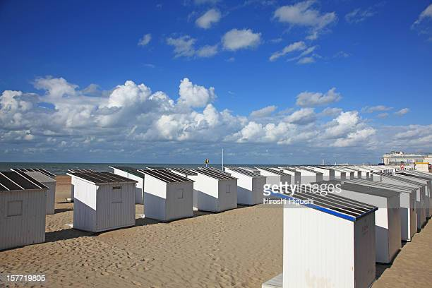 belgium, ostende - coastline stock pictures, royalty-free photos & images
