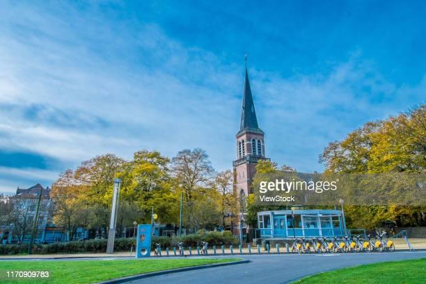 belgium scenery - região da capital - fotografias e filmes do acervo