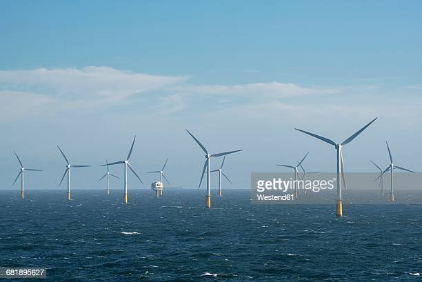 Belgium, Thorntonbank Wind Farm