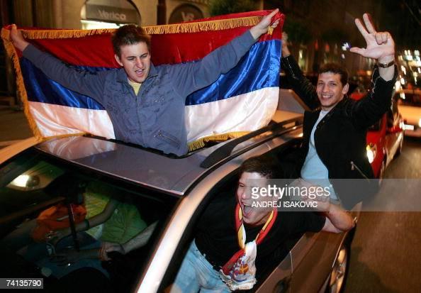 BuzzCanada: Serbian church blasts gays, West over parade plan  |Belgrade Serbia Men