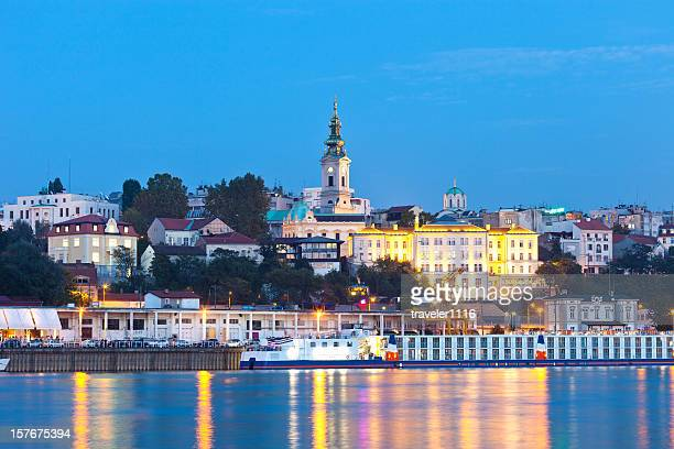 belgrade, serbia - serbia stock pictures, royalty-free photos & images