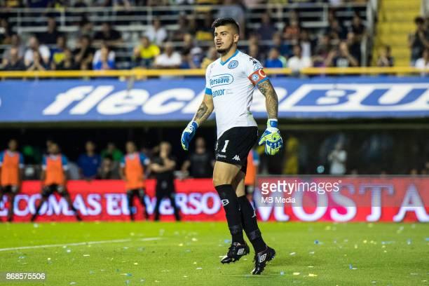 OCTOBER 29 Belgrano Lucas Acosta during the Superliga Argentina match between Boca Juniors and Belgrano at Estadio Alberto J Armando'n 'n