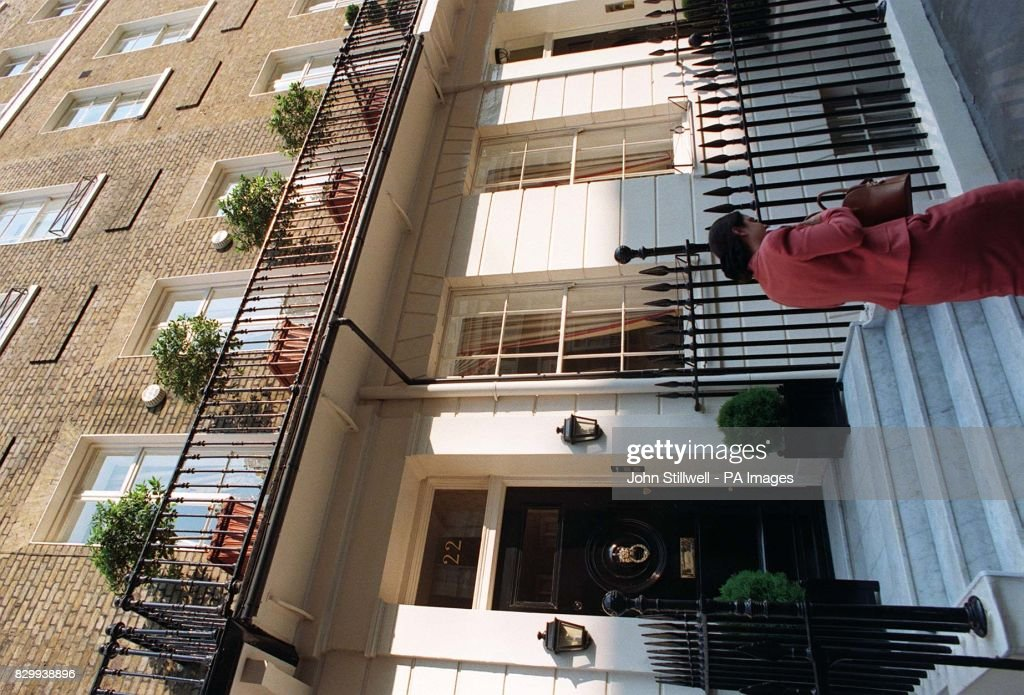 Belgravia Town House In London S Chester Street Of Rodney Price Chairman The Thistle Group