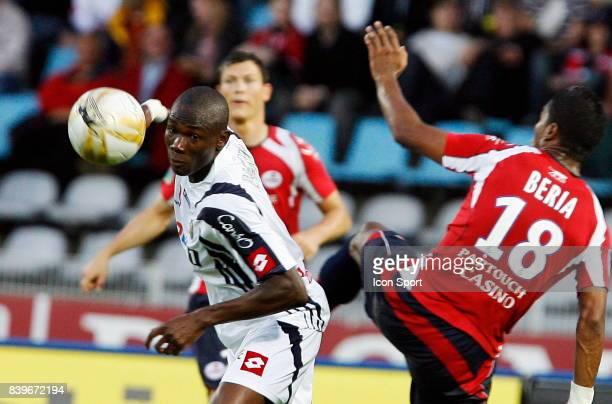 Beli Moumouni DAGADO / Franck BERIA Lille / Sochaux 3e journee de Ligue 1