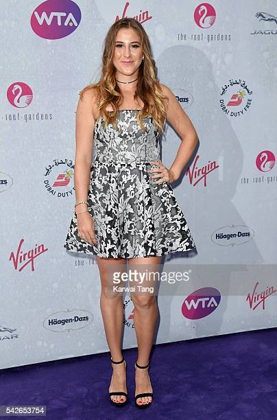 Belinda Bencic Stock Photos And Pictures Getty Images