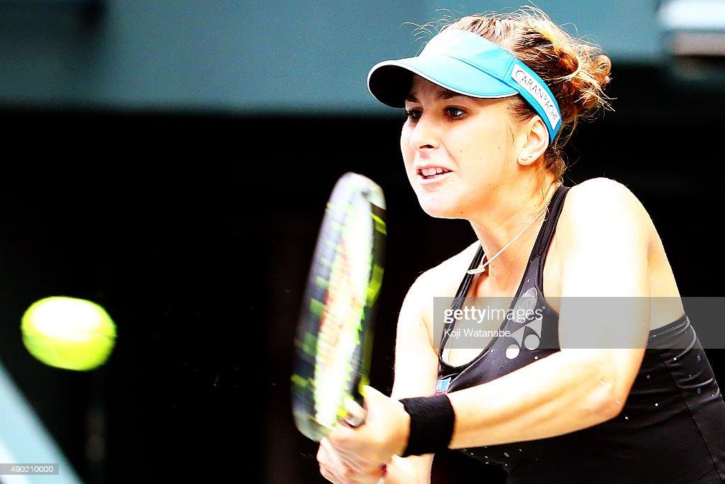 Toray Pan-Pacific Open Tennis 2015 - Day 7 : News Photo