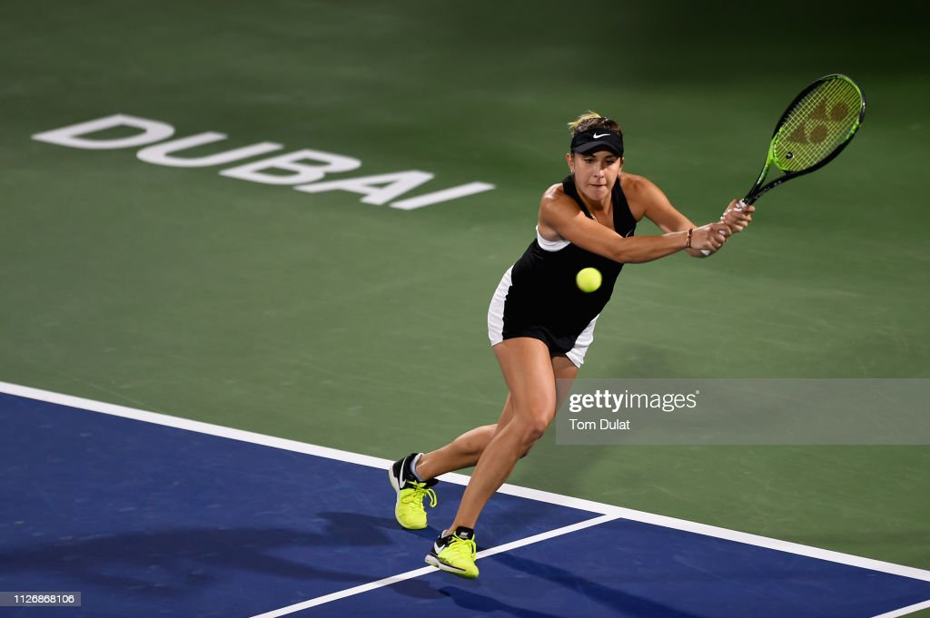 Dubai Duty Free Tennis Championships - Day Seven : Photo d'actualité