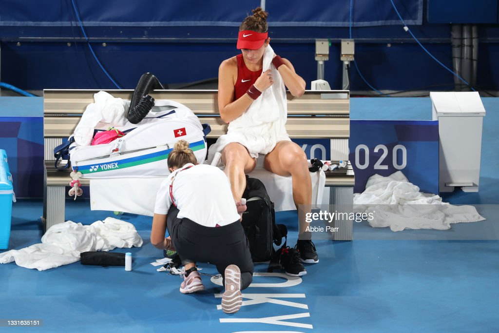 Tennis - Olympics: Day 8 : News Photo