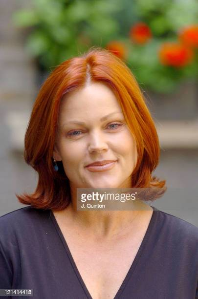 Belinda Carlisle during Here And Now Tour 2004 Photocall at Hush in London Great Britain