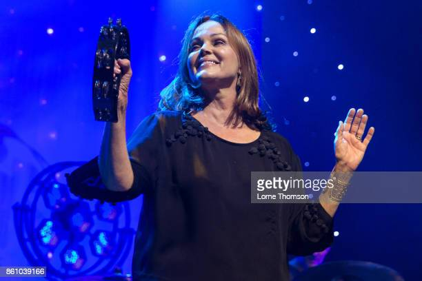 Belinda Carlisle performs live at Indigo at The O2 Arena on October 13 2017 in London England