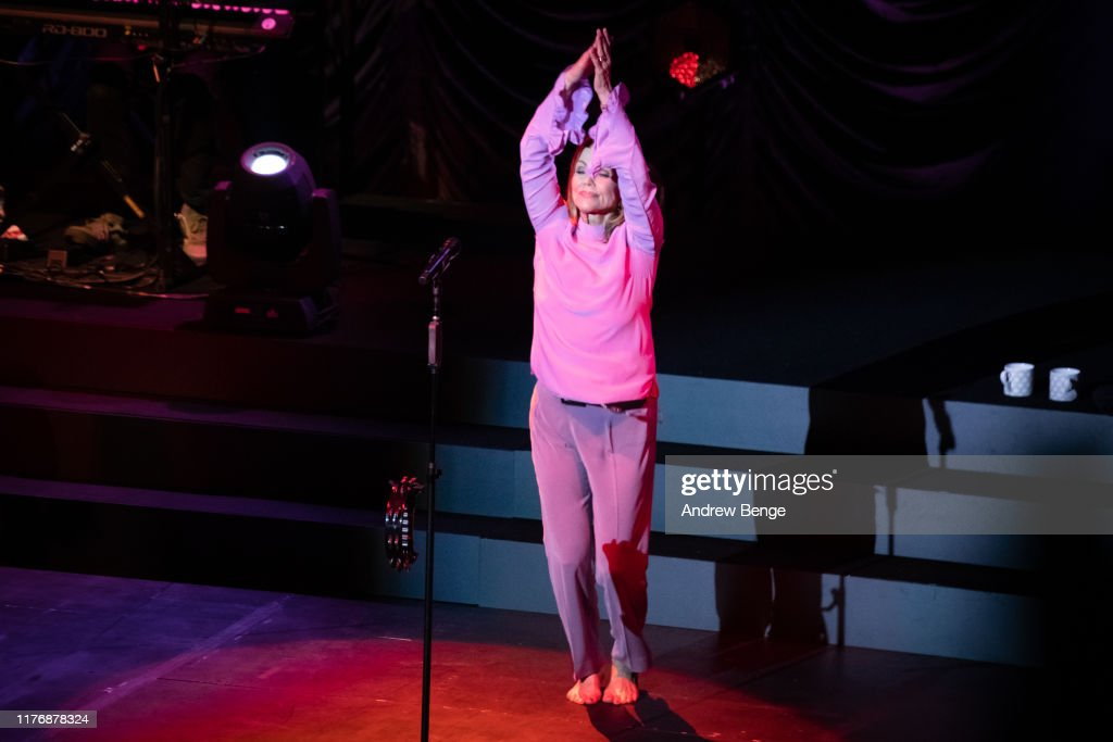 Belinda Carlisle Performs At The Barbican, York : News Photo