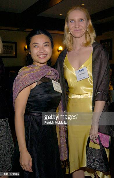 Belinda Chio and Natalie Kissinger attend THE HUMANE SOCIETY OF THE UNITED STATES AND BeKIND present THE 2006 ANIMAL PROTECTION LITIGATION AWARDS at...