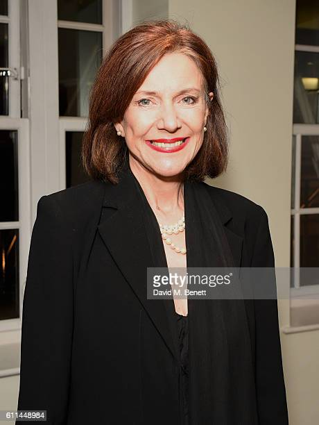 Belinda Lang attends the Ovalhouse Fundraising Gala at The May Fair Hotel on September 29 2016 in London England