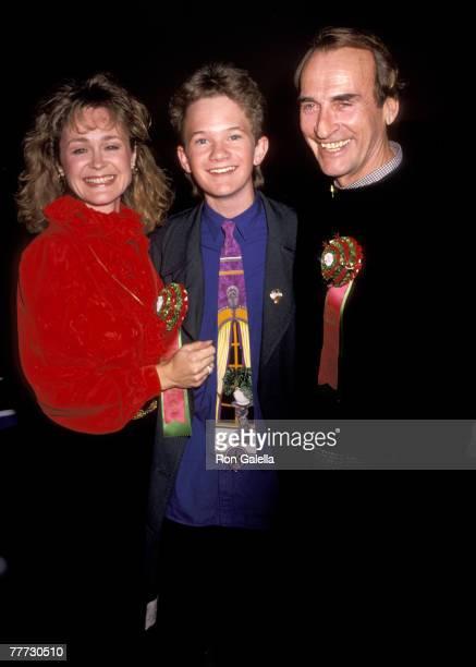 Belinda Montgomery, Neil Patrick Harris, and James Sikking