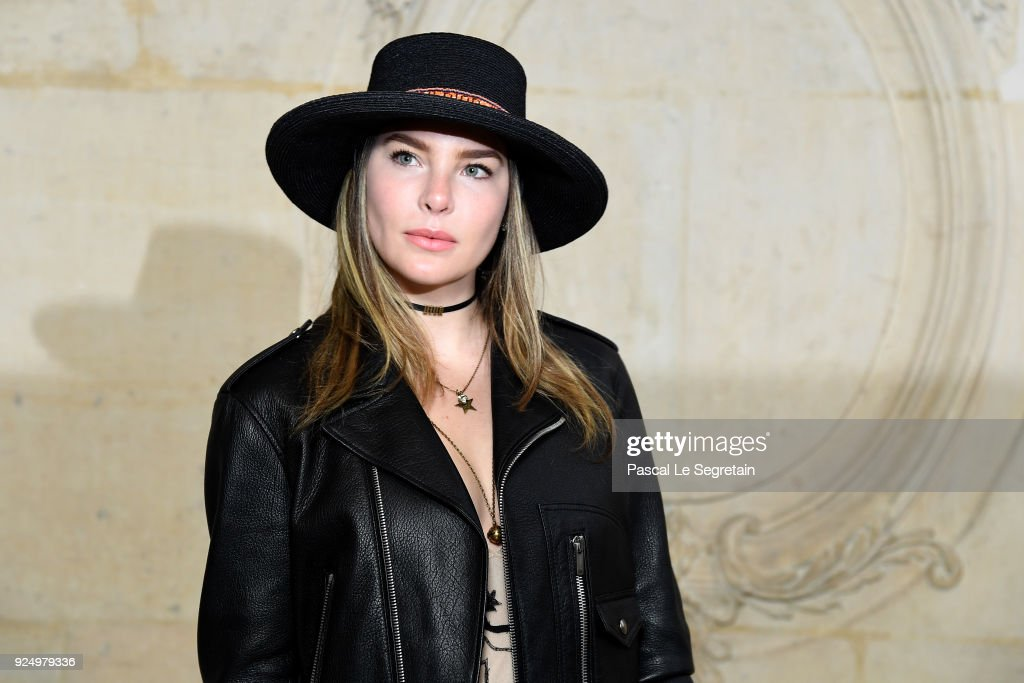 Christian Dior : Photocall - Paris Fashion Week Womenswear Fall/Winter 2018/2019 : News Photo
