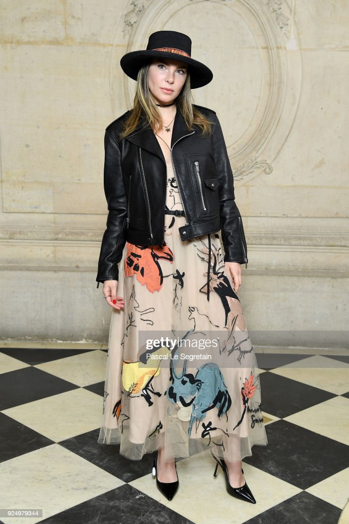 Christian Dior : Photocall - Paris Fashion Week Womenswear Fall/Winter 2018/2019 : Foto jornalística
