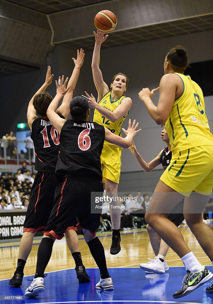 Women's Basketball International Friendly