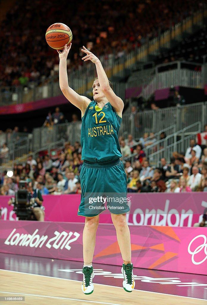 Olympics Day 9 - Basketball