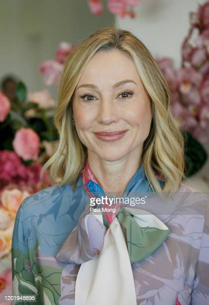 Belinda Stronach attends the 2020 Pegasus World Cup Championship Invitational Series at Gulfstream Park on January 25 2020 in Hallandale Florida