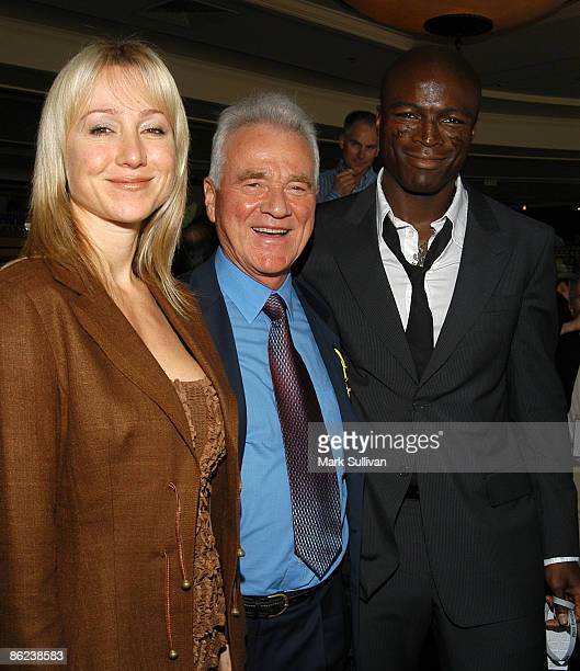 Belinda Stronach Frank Stronach and Seal