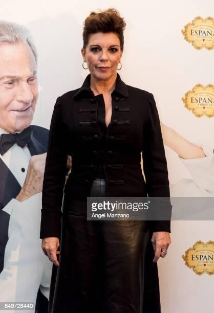 Belinda Washington attends 'Alta Seduccion' Madrid Premiere photocall in Amaya theater on September 19 2017 in Madrid Spain